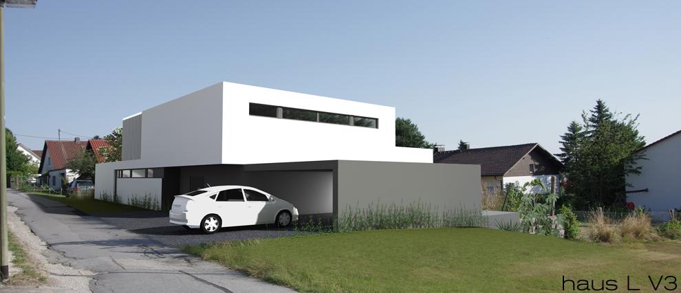 schmid architekten passau haus l. Black Bedroom Furniture Sets. Home Design Ideas